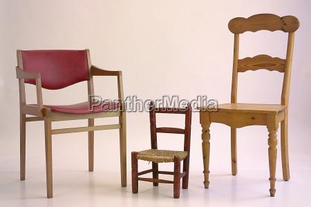 still life furniture symbolic studio photography