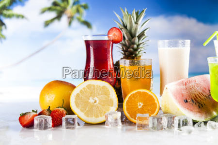 exotic, alcohol, drinks - 25160452