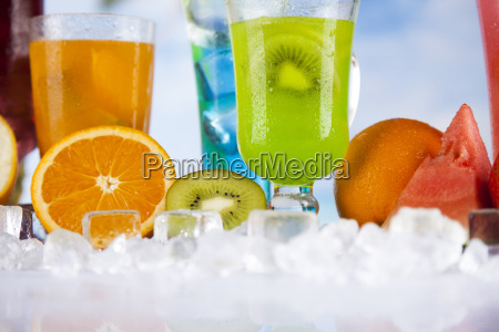 exotic, alcohol, drinks - 25160786