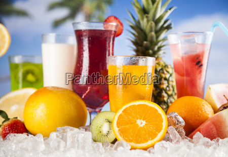 exotic, summer, drinks - 25160480