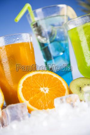 exotic, summer, drinks - 25160576