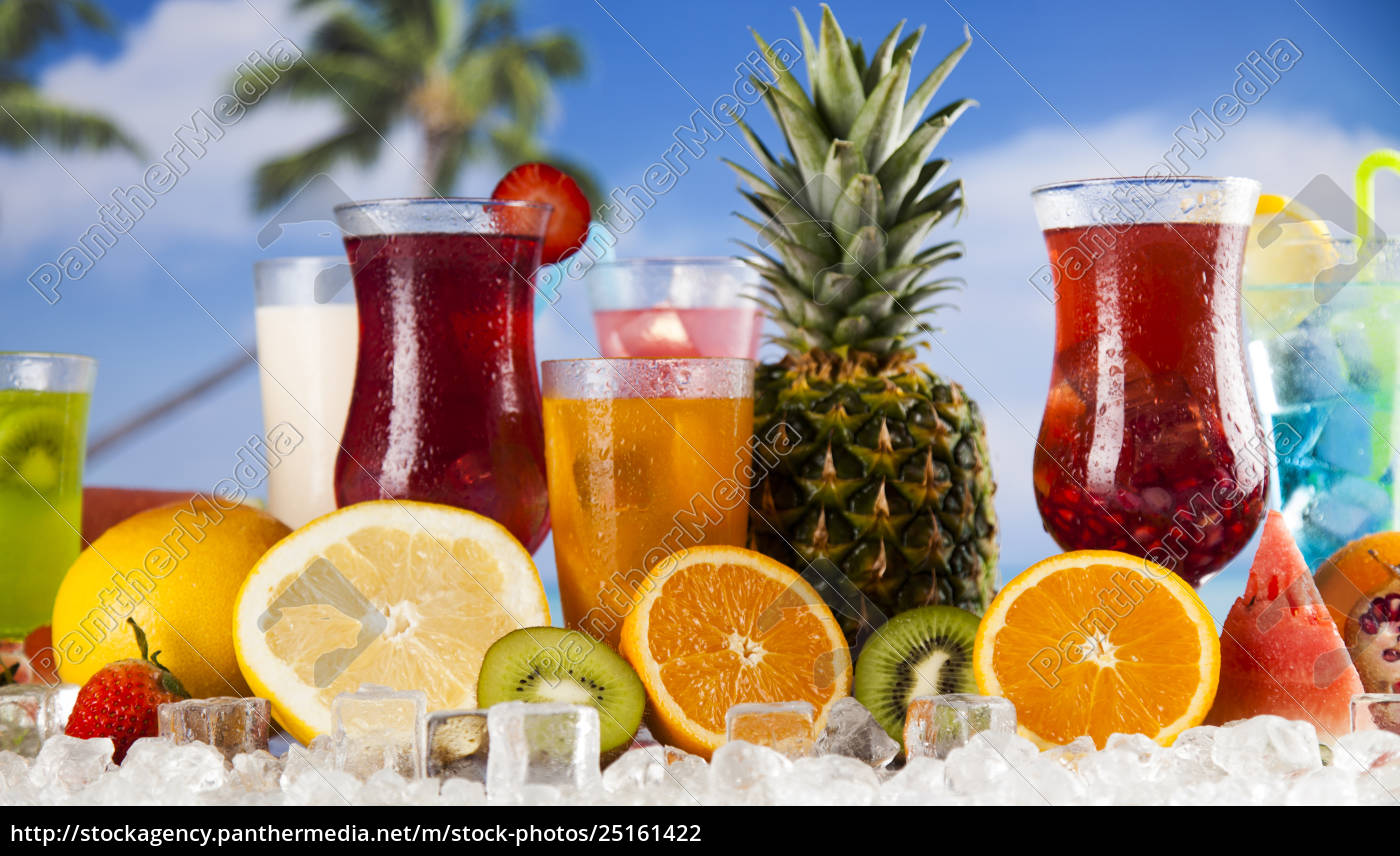 exotic, alcohol, drinks - 25161422