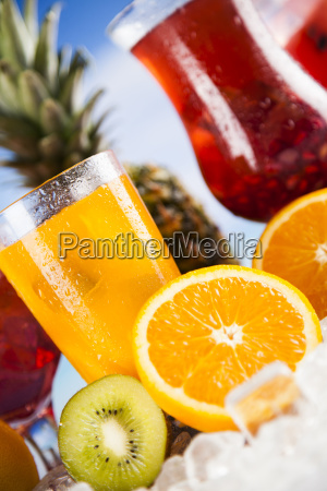 exotic, alcohol, drinks - 25163024