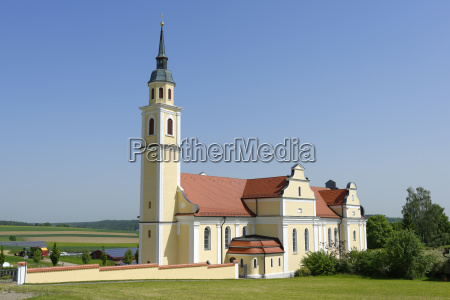pilgrimage church of st mary magdalena