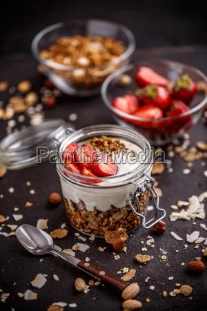 healthy, breakfast, concept - 25202716
