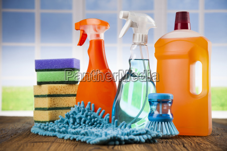 cleaning, supplies, and, window, background - 25206824