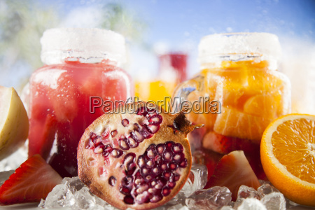 exotic, alcohol, drinks - 25207178