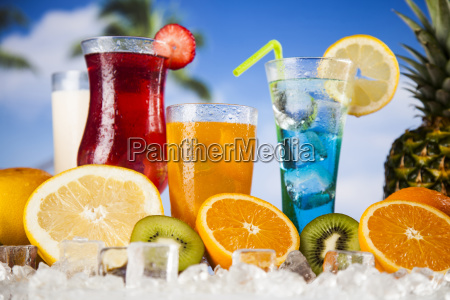 exotic, alcohol, drinks - 25207216
