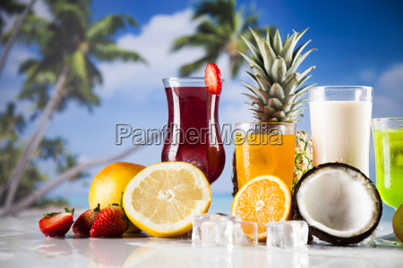 exotic, alcohol, drinks - 25207298