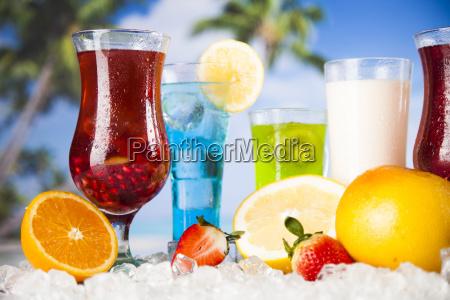 exotic, summer, drinks - 25207040