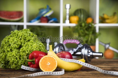 healthy, lifestyle, concept, , diet, and, fitness - 25210950