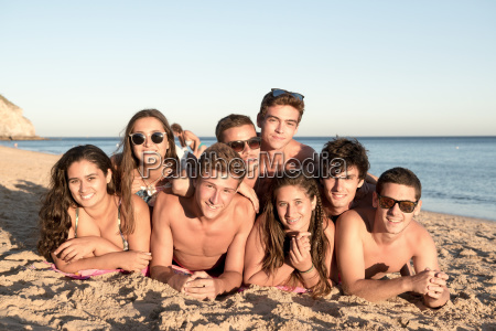 friends, in, summer - 25218428