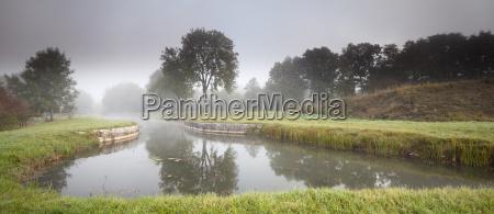 bucolic fog sights europe channel bavaria