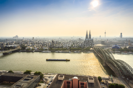historical religious church city town cologne