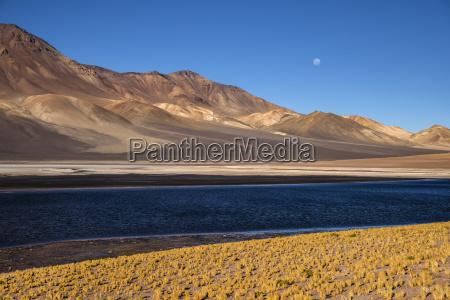 bucolic waters desert wasteland american heaven