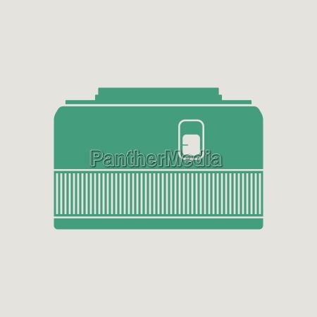 icon of photo camera 50 mm