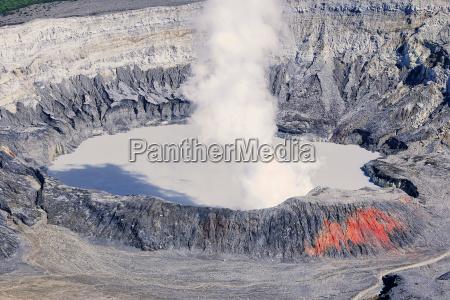 bucolic american national park water vapor
