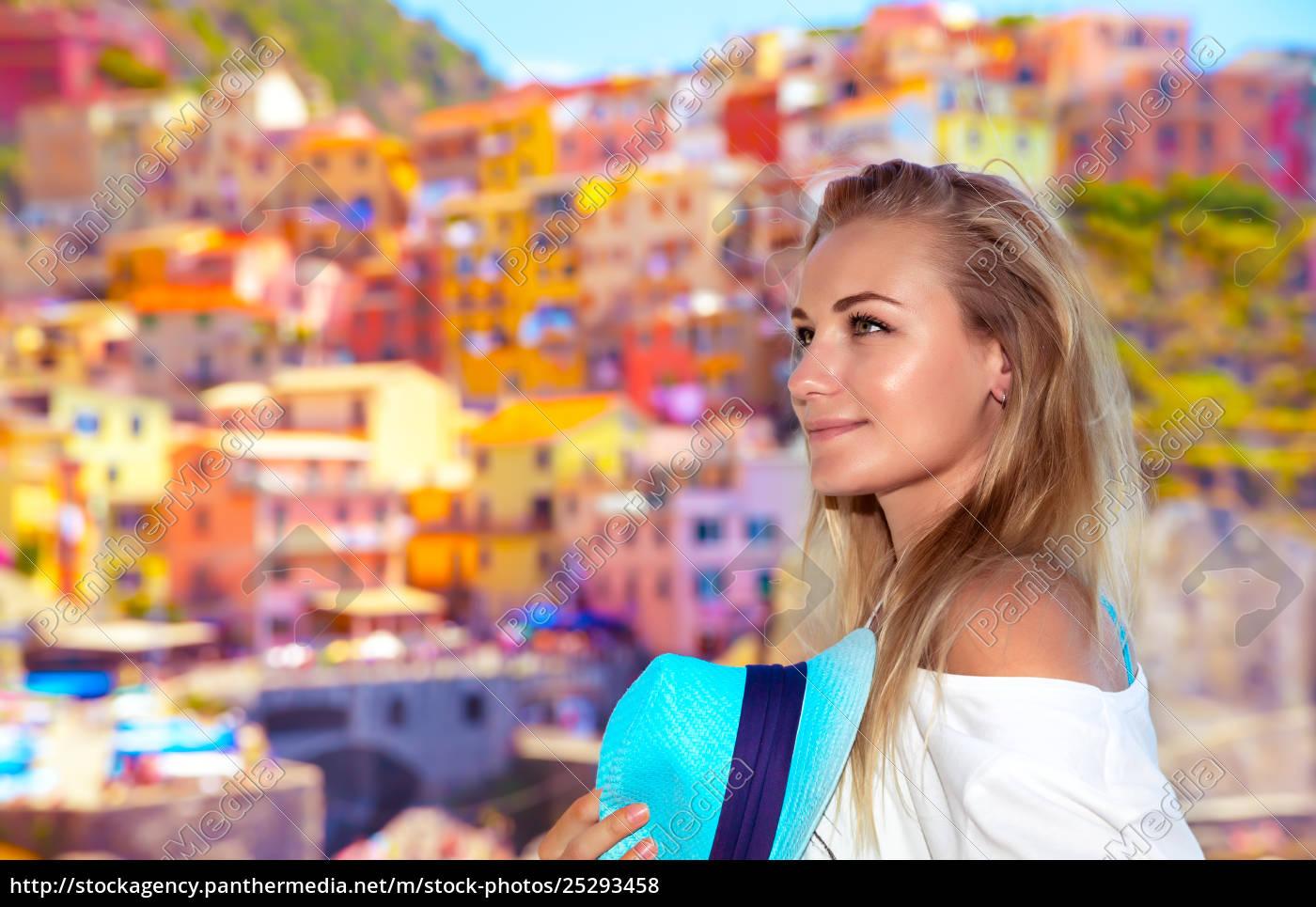 pretty, traveler, girl - 25293458