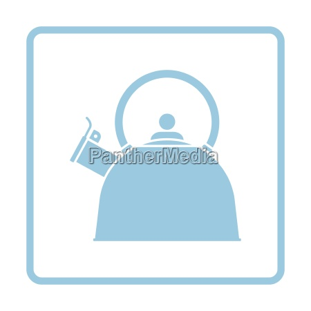 kitchen kettle icon