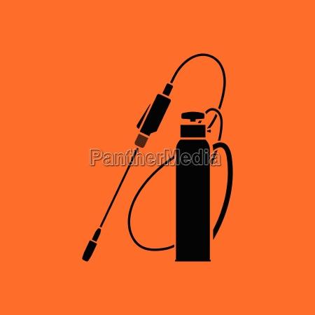 garden, sprayer, icon - 25304434