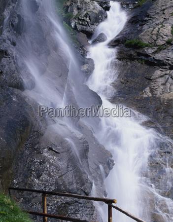 bucolic national park alps austrians sights