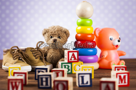 baby, world, toy, collection, on, on - 25313260