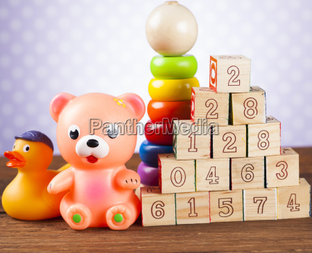 baby, world, toy, collection, on, on - 25313706