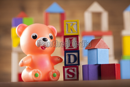 baby, world, toy, collection, on, on - 25314910