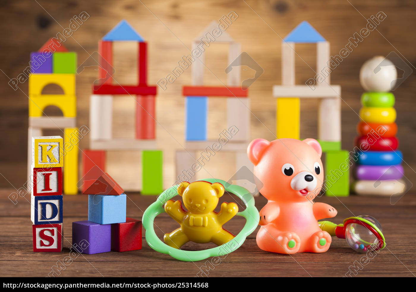 colorful, alphabet, blocks, , baby, toy - 25314568