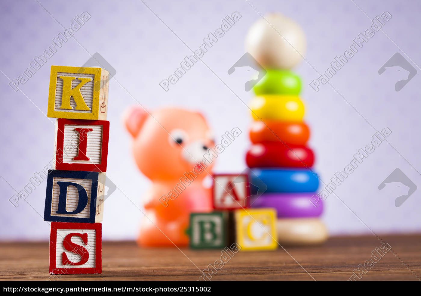 kids, world, toy, on, a, wooden - 25315002