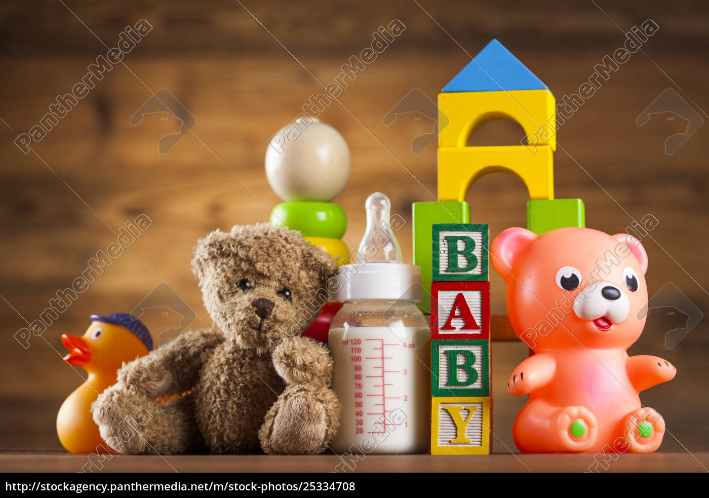 baby, block, , toys, collection, on, colorful - 25334708