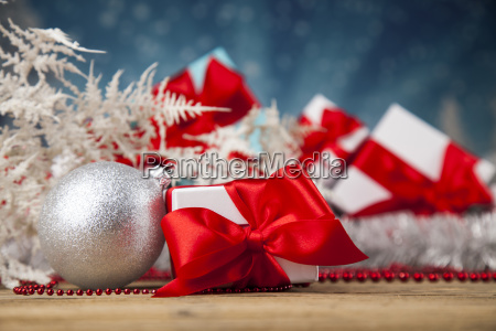 holiday, christmas, background, with, stack, of - 25334742