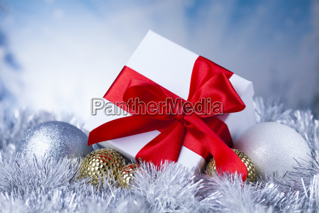 holiday, christmas, background, with, stack, of - 25336544