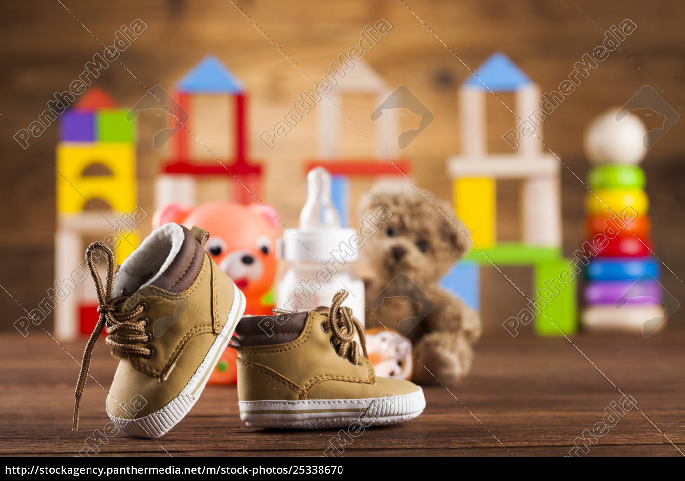 baby, world, toy, collection, on, on - 25338670