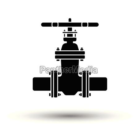 ultrasound diagnostic machine icon vector illustration