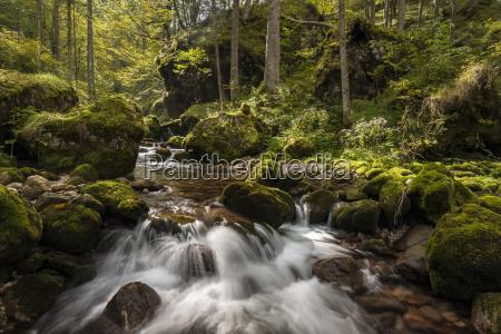 national park austrians long term exposure