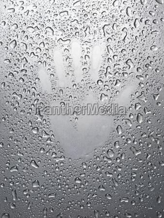 hand hands studio photography closeup raindrop