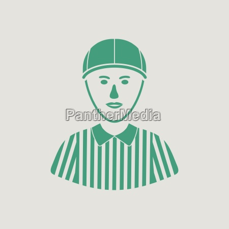 american football referee icon