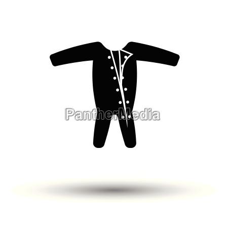 baby onesie icon