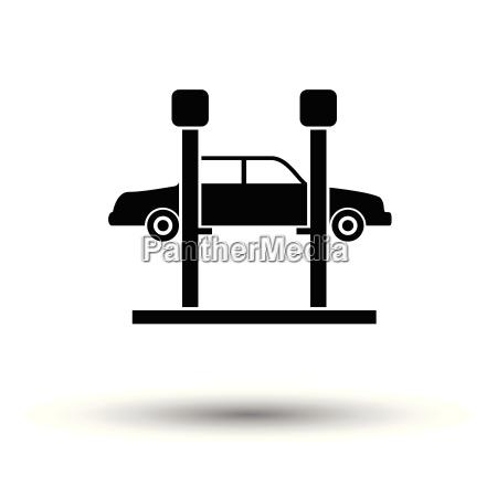 car lift icon