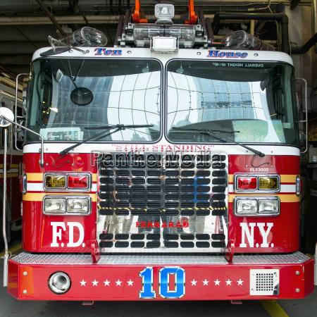 fire truck for new york fire