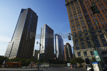 condominiums at battery place lower manhattan