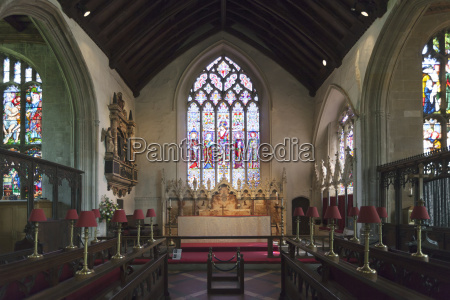 interior of st peter and st