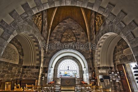 tear drop church jerusalem israel