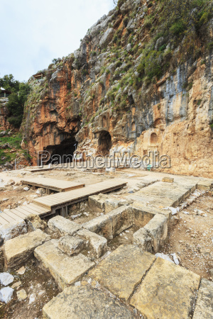 caesarea philippi an ancient roman city