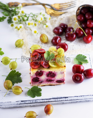 piece, of, pie, from, berries, of - 25402670