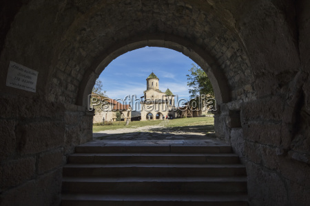 bagrati cathedral gelati monastery bell tower