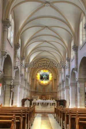 st catherines church bethlehem jerusalem israel