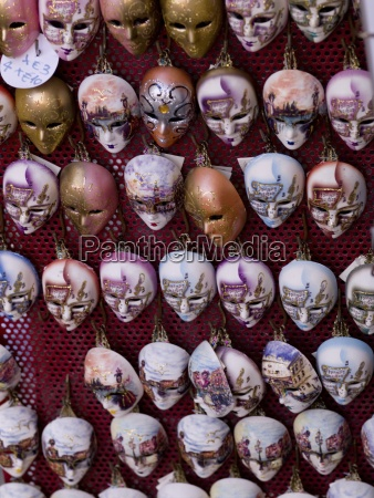 traditional ventain masquerade masks on market