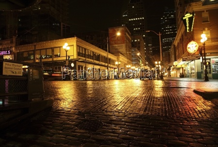 pike place market seattle washington usa